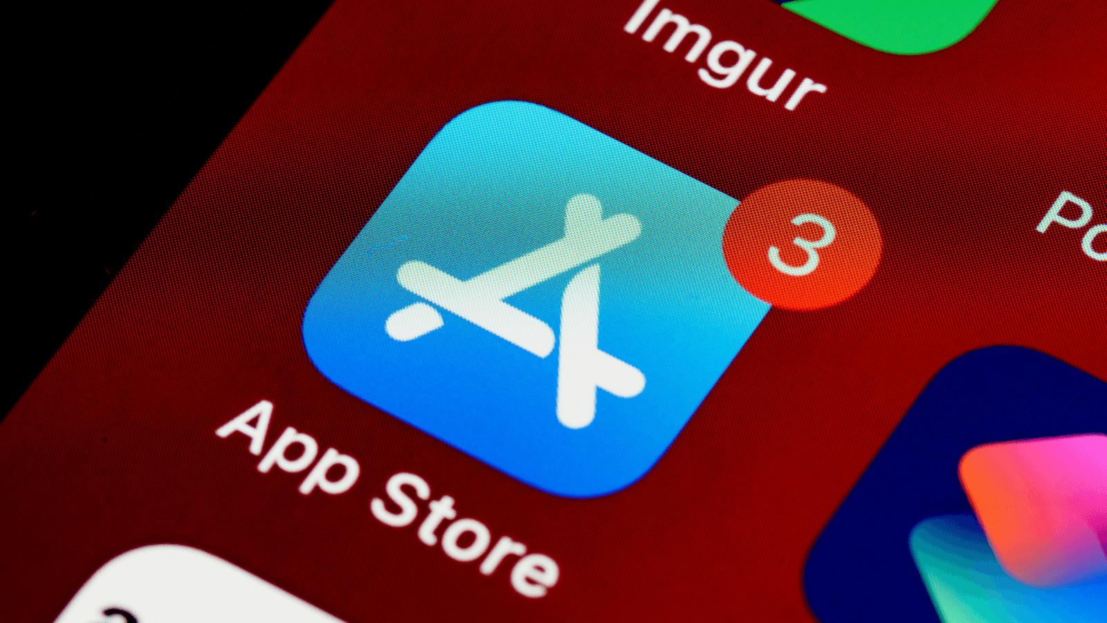 App store logo (canva.com))