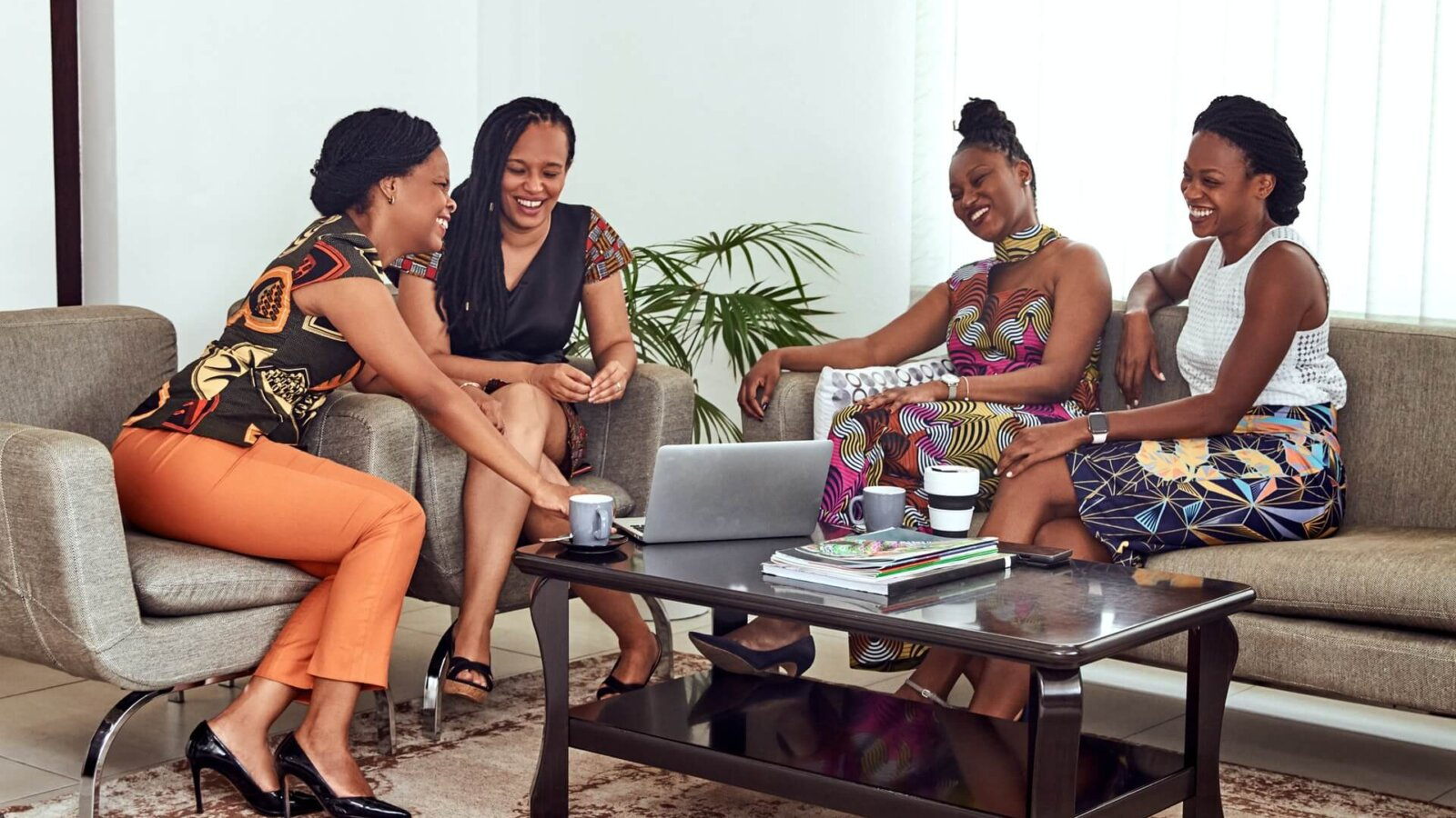AWS Africa Startup Connect – Women Founded & Led